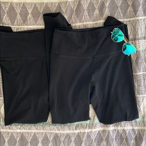 VS PINK || *BUNDLE* LNWOT 2 Pairs of High-Waisted